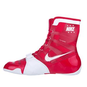 NIKE BOXING BOOT/RED