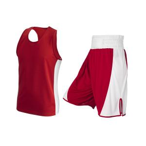 red boxing kit