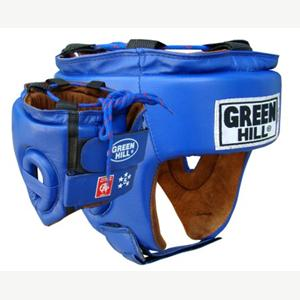 NEW GREENHILL HEADGUARD BLUE