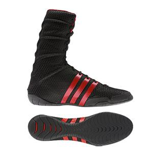Adidas ADIPOWER Boxing Boot - Black