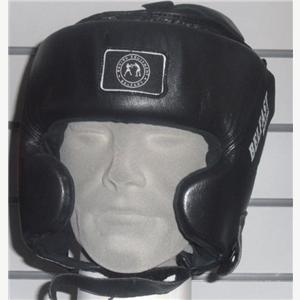 SPARRING HEADGUARD - Black
