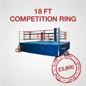 18FT Competition Boxing Ring